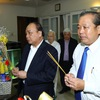 PM pays tribute to late Party, government leaders