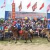 Thi Thung horse racing festival
