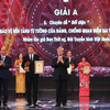Vietnam Television won two Golden Hammer and Sickle awards in 2019