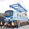 First metro train reaches HCMC