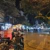 Pedestrian zone around Hoan Kiem lake extended