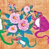 Inspirations from the 'Rat's wedding' Dong Ho folk painting