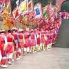 Various activities commemorate the anniversary of Hung Kings' passing