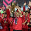 2019: Vietnamese football affirms power and position