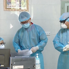 Hanoi distribution of COVID-19 prevention hospital hospital