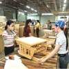 Wood exports post marked growth amid virus outbreak