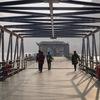 Hubei lockdown ends