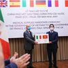 Italy thanks Vietnam for support in COVID-19 fight