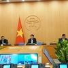 Hanoi shares COVID-19 combat experience with global cities