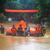 Flooding causes serious damages in Ha Giang province