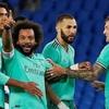 Real Madrid move top of La Liga with win over Sociedad