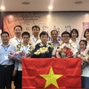 Vietnam wins 4 golds in International Chemistry Olympiads