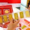 Domestic gold shoots up to all-time high of VND58 million per tael