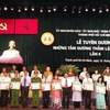 Ho Chi Minh City praises examples of social contributions