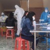 COVID-19: Nine imported cases recorded on April 12 afternoon