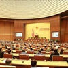 14th National Assembly's last session wraps up