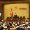 Seventh working day of 15th NA's first session