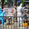 Hanoi develops plans to return to new normal