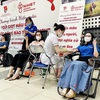 Thousands of people join blood donation event in Hanoi