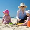 Chăm sóc sức khỏe trẻ em mùa nắng nóng