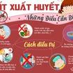 Chủ quan khi mắc bệnh sốt xuất huyết có thể dẫn tới suy đa tạng