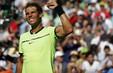 Miami mở rộng 2017: Thắng dễ Jack Sock, Nadal giành quyền vào bán kết