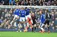 Everton là đối thủ ưa thích nhất của Pháo thủ tại EPL
