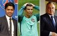 """PSG khẳng định không """"đi đêm"""" với Ronaldo để qua mặt Real"""
