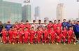 Đội hình dự kiến U19 Việt Nam ra sân trước U19 Jordan