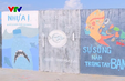 Vẽ tranh tuyên truyền bảo vệ môi trường biển