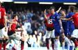 Bảng xếp hạng Ngoại hạng Anh sau vòng 9: Man City, Liverpool đua song mã, Man Utd xuống hạng 10