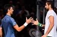 Tứ kết Paris Masters: Djokovic ngược dòng ngoạn mục trước Cilic
