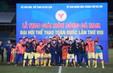 Hà Nội giành HCV bóng đá nam Đại Hội TTTQ 2018
