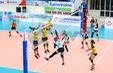 Trận tranh hạng HCĐ bóng chuyền nữ: Thái Bình 2-3 Đắk Lắk (Đại hội Thể thao toàn quốc 2018)