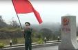 Thiêng liêng lễ chào cột mốc biên giới ở vùng biên cương Quảng Nam