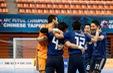 Các cặp đấu bán kết Futsal châu Á 2018: Iran - Uzbekistan, Nhật Bản - Iraq