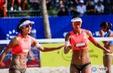 Ảnh: Những khoảnh khắc ấn tượng tại giải bóng chuyền bãi biển Tuần Châu Hạ Long ngày 12/5