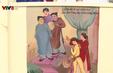 Độc đáo con đường tranh bích họa truyện Kiều