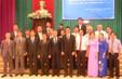 Lễ ký kết hợp tác hữu nghị giữa TP. Huế và TP. Takayama (Nhật Bản)