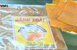 Hấp dẫn bánh xoài Cam Lâm (Khánh Hòa)