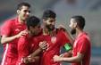 Đối thủ Olympic Bahrain trẻ trung và có thể hình vượt trội so với Olympic Việt Nam