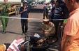 Bình Định: Xe rơ-moóc cán qua người đi xe máy