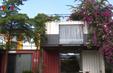 Độc đáo nhà nghỉ Container tại Đà Nẵng