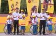 Hoạt động ý nghĩa của giải xe đạp VTV Cup Tôn Hoa Sen 2018