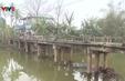 Thừa Thiên - Huế: Cầu đổ sập, hàng trăm hộ dân bị chia cắt