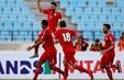 Cách đây 15 tháng, ĐT CHDCND Triều Tiên từng thua siêu đậm trước ĐT Lebanon