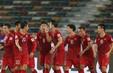 ĐT Việt Nam tích cực tập luyện, sẵn sàng đối đầu với ĐT Nhật Bản