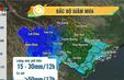Ngày 5/10, mưa tiếp diễn ở miền Bắc, lượng mưa giảm dần