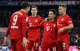 Kết quả, bảng xếp hạng vòng 15 giải VĐQG Đức: Mainz 05 0-4 Dortmund, Bayern Munich 6-1 Werder Bremen, Fortuna Dusseldorf 0-3 RB Leipzig