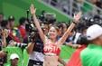 SEA Games 30: Đinh Thị Bích giành HCV chạy 800m nữ